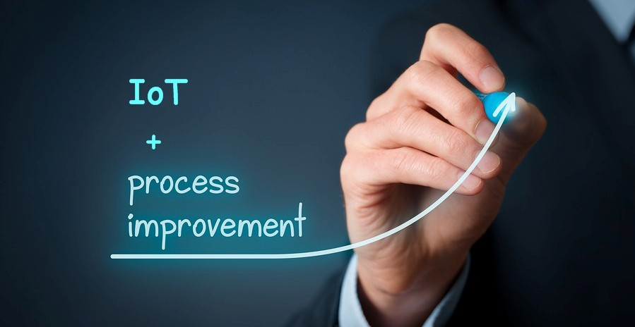 Business Process Improvement and IoT Analytics