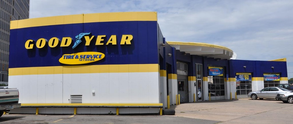 Goodyear Denver Location for Tires and Service