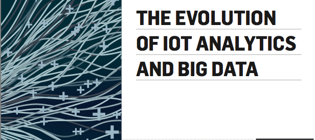 The Rapidly Evolving Intersection of IoT & Big Data