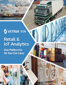 Vitria Whitepaper: Retail & IoT Analytics - One Platform for All Your Use Cases