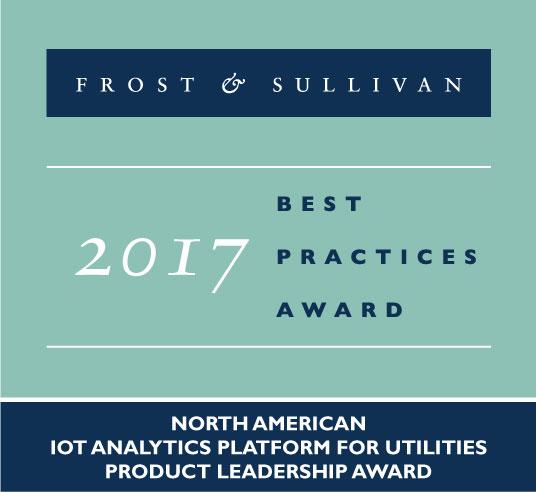 Vitria Frost Sullivan Award