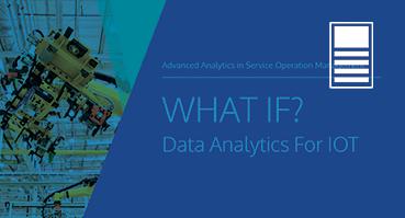 Data Analytics for IOT