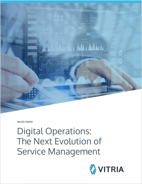 Download the Whitepaper: Digital Operations: The Next Evolution of Service Management Border