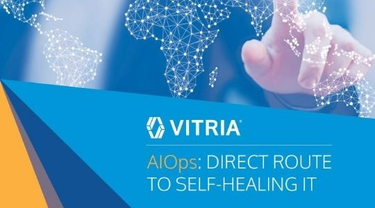 AIOps: A Direct Route to Self-Healing IT