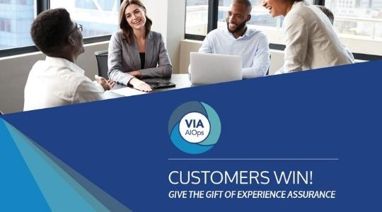 CUSTOMERS WIN! Give the Gift of Experience Assurance