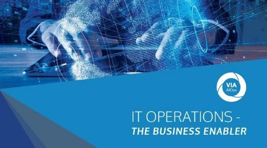 How AIops and Digital Operations Help Refocus IT Operations Around the Customer Experience Podcast