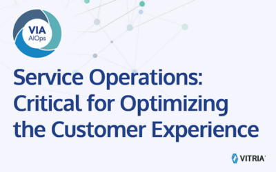Service Operations: Critical for Optimizing the Customer Experience
