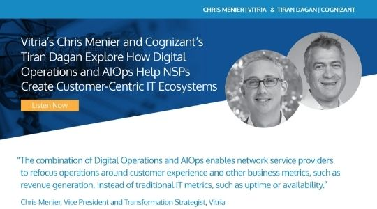 How AIops and Digital Operations Help Refocus IT Operations Around the Customer Experience Podcast Vidcast