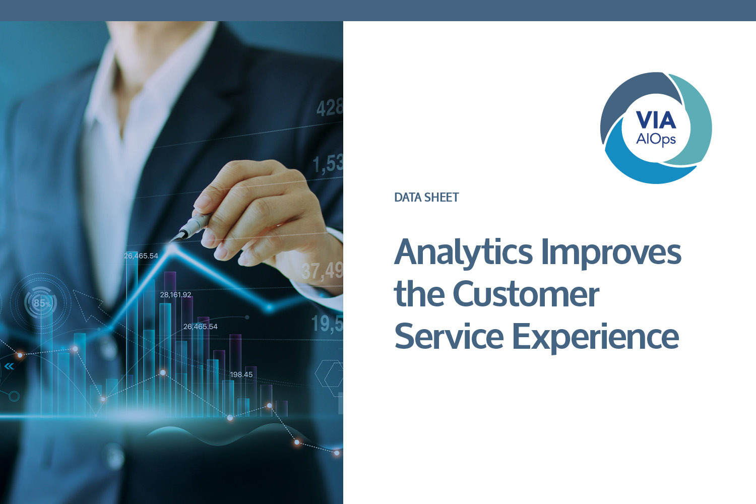 Download the Data Sheet: Analytics Improves The Customer Service Experience