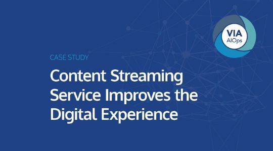Content Streaming Service Improves the Digital Experience