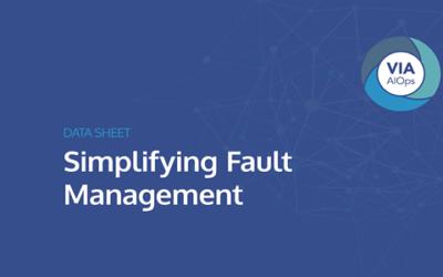 How AIOps Minimizes Fault Management Challenges