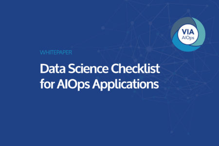 Data Science Checklist for AIOps Applications